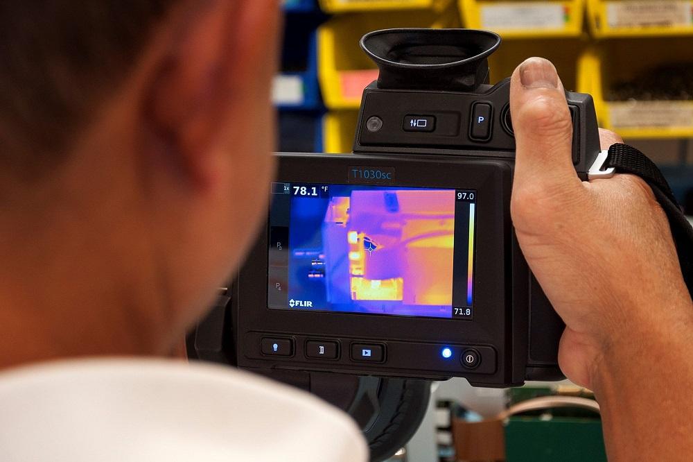 kalibracja kamer termowizyjnych