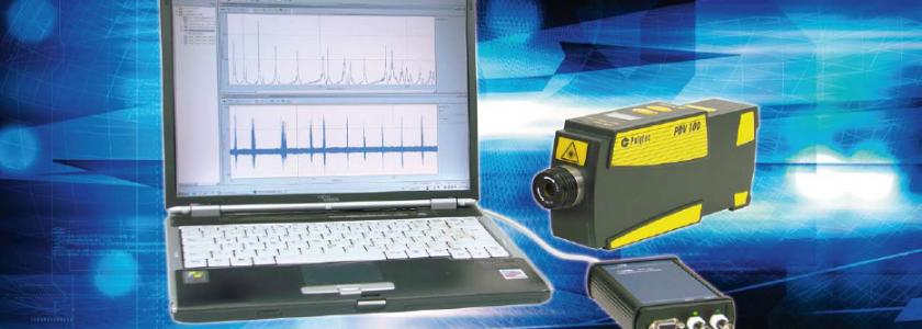 wibrometr laserowy