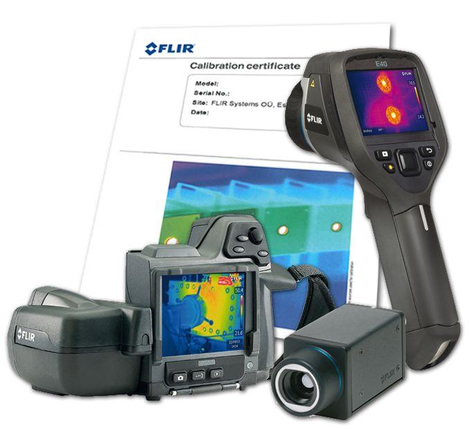 Kalibracja kamery termowizyjnej